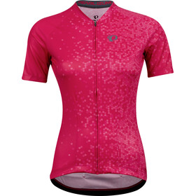 PEARL iZUMi Attack Maillot Manches courtes Femme, virtual pink hex